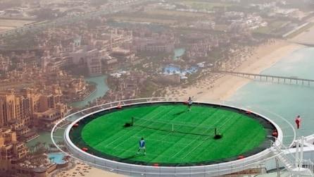 I 10 campi sportivi più strani del mondo