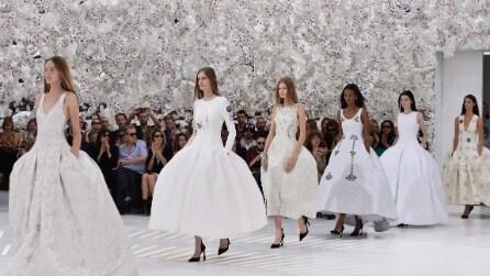 Dior Haute Couture collezione Autunno/Inverno 2014-15