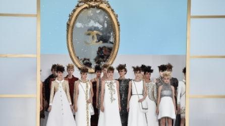 Chanel Haute Couture collezione Autunno/Inverno 2014-15