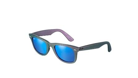 Ray-Ban Iridescence: gli occhiali per l'estate che cambiano colore