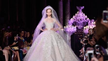 Elie Saab Haute Couture collezione Autunno/Inverno 2014-15
