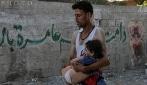 Striscia di Gaza 5: Israele uccide i bambini-, July 12, 2014
