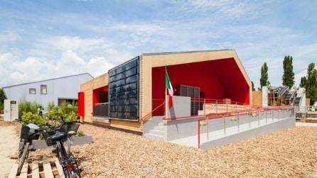 RhOME for denCity, la casa più verde al mondo
