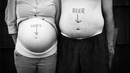 I modi più divertenti per annunciare la propria gravidanza