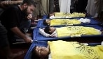Striscia di Gaza 10: Israele uccide i bambini-, July 18, 2014