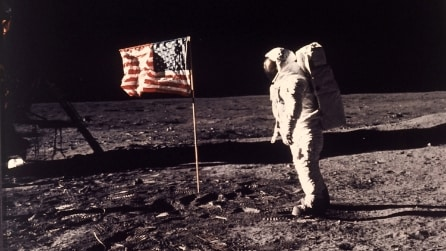 45° anniversario dello sbarco sulla Luna
