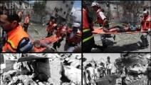 Striscia di Gaza 12: Israele uccide i bambini-, July 20, 2014