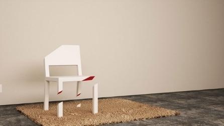 Sedie d'artista: quando l'arte incontra il design