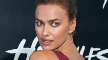 "Irina Shayk, sexy look alla prima del film ""Hercules"""