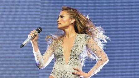 La trasformazione bon ton di Jennifer Lopez