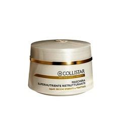 Maschera riparatrice che rigenera e ricompatta la fibra capillare.