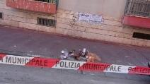 Dolore ai funerali del pensionato ucciso per errore a Portici
