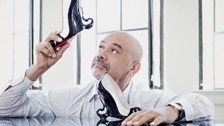 Le scarpe malefiche di Angelina Jolie e Louboutin