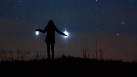 Sembrano Ufo, ma sono Venere e Giove