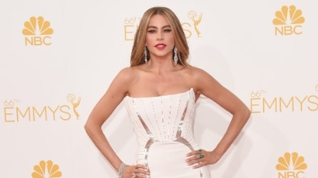 I look delle star agli Emmy Awards 2014