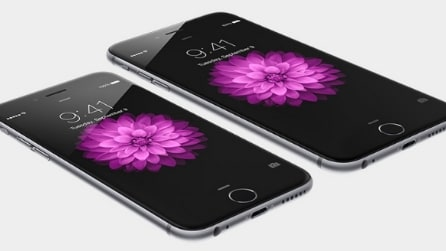 iPhone 6 & iPhone 6 Plus: le prime foto ufficiali