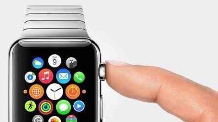 Apple Watch, le prime foto ufficiali