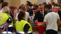 Napoli, il funerale di Davide Bifolco