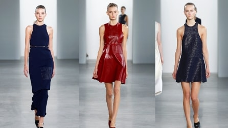 Calvin Klein Collection Primavera/Estate 2015