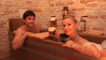 La Spa alla birra a 15 minuti dal centro di Praga