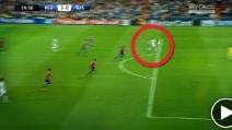 Real Madrid - Basilea, ecco il gran gol di Bale