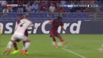 Champions League 14/15, Roma-CSKA 4-0: doppietta di Gervinho