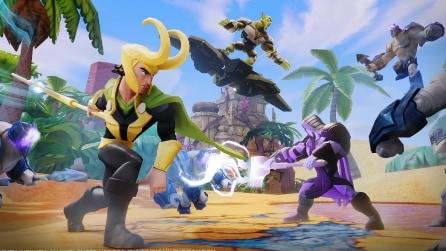 Disney Infinity 2.0, i supereroi Marvel si uniscono ai personaggi Disney