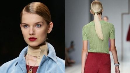 10 hair style dalla Milano Fashion Week