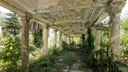 Quando la natura si ribella al cemento
