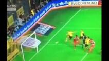 Ecco il primo gol di Ciro Immobile in Bundesliga