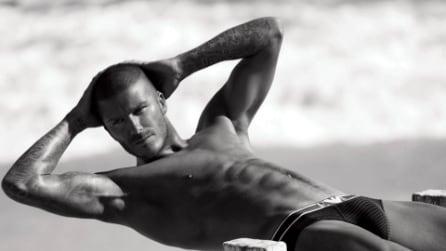 I capezzoli di David Beckham