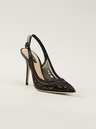Le scarpe indossate dalla sposa per l'arrivo a Venezia