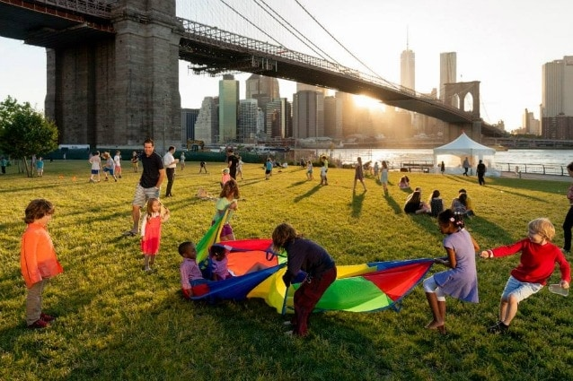 Foto da Facebook Brooklyn Bridge Park