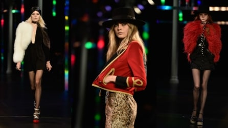 Saint Laurent, la collezione Primavera/Estate 2015