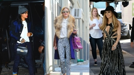 Look da star: ecco cosa indossano le celebrities