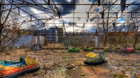 Pripyat, la città fantasma del disastro di Chernobyl