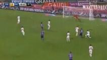 Bomba di Babacar, Fiorentina in vantaggio contro l'Inter