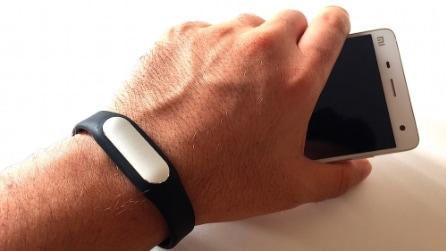 Xiaomi Mi Band - Il design e l'app