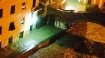 Alluvione a Genova, capoluogo ligure in ginocchio