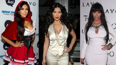 I look più ridicoli di Kim Kardashian