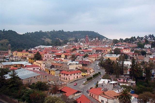 Cittadina che si trova a Nord di Città del Messico.