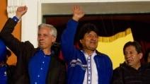 Bolivia, Evo Morales vince le elezioni per la terza volta