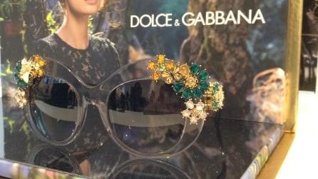 Dolce&Gabbana occhiali Primavera/Estate 2015