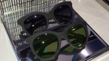 Armani: gli occhiali per l'Autunno/Inverno 2014-15