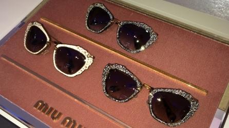 Gli occhiali Miu Miu per l'Autunno/Inverno 2014-15