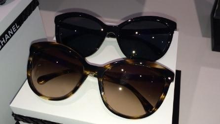 Gli occhiali Chanel per la Primavera/Estate 2015