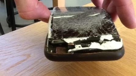 L'iPhone 6 si brucia in tasca, le immagini shock dagli Stati Uniti