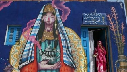 150 street artist per Djerba