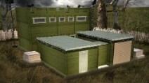 Ecco la prima casa a prova di zombie