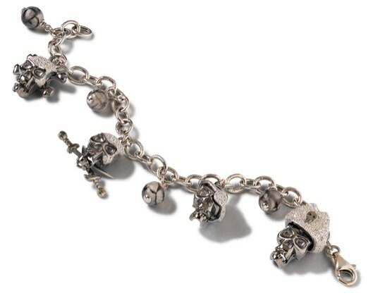 Bracciale in argento con zirconi 227 euro